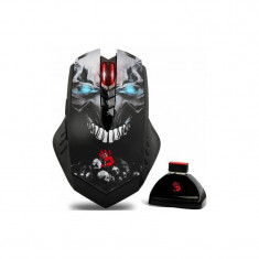 Mouse gaming A4Tech Bloody R80 Color Wireless Metal Feet, Optica