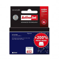 Consumabil ActiveJet Cartus HP 652 XL Black compatibil pentru HP - Cartus imprimanta