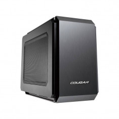 Carcasa Cougar QBX fara sursa Black - Carcasa PC Cougar, Mini tower