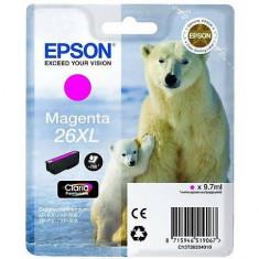 Cartus cerneala Epson Magenta 26XL Claria Premium Ink