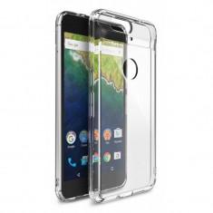 Husa Protectie Spate Ringke Fusion Crystal View transparenta plus folie protectie display pentru Huawei Nexus 6P 2015 - Husa Telefon