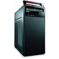 Sistem desktop Lenovo Thinkcentre E73 Tower Intel Core i7-4790S 4GB DDR3 500GB HDD Windows 7 Pro - Sisteme desktop fara monitor