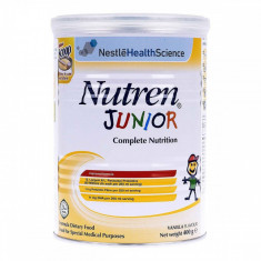 Lapte praf NESTLE Nutren Junior Prebio 400g 1-10 ani - Lapte praf bebelusi