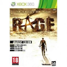 Joc consola Bethesda RAGE ANARCHY EDITION Xbox 360 - Jocuri Xbox 360, Shooting