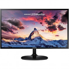 Monitor LED Samsung LS22F350FHU 21.5 inch 5ms Black, 21 inch