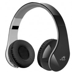 Casti Tracer Mobile BT Black, Casti On Ear, Bluetooth