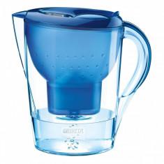 Cana filtranta Brita Marella XL 3.5 l albastra - Filtru si cana filtranta