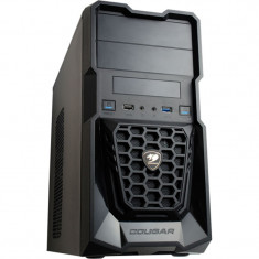 Carcasa Cougar Spike Black - Carcasa PC Cougar, Mini tower