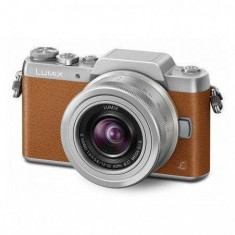 Aparat foto Panasonic DMC-GF7KEG-T Maro - Aparat Foto compact Panasonic