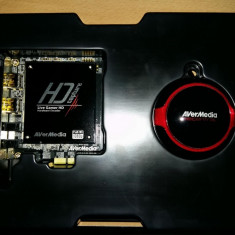 Vand Placa de captura Avermedia Live Gamer HD - Placa de captura PC