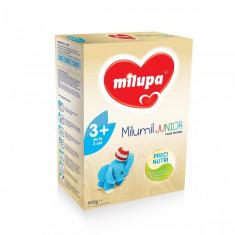 Lapte praf fortifiat MILUPA Milumil Junior 3+ 600g - Lapte praf bebelusi