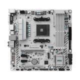 Placa de baza MSI B350M MORTAR ARCTIC AMD AM4 mATX, Pentru AMD, DDR4