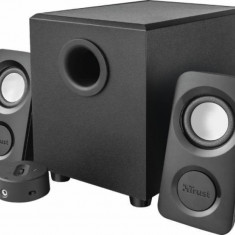Sistem audio 2.1 Trust Avora 14W Black