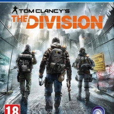Joc consola Ubisoft The Division PS4 - Jocuri PS4 Ubisoft, Role playing, 18+