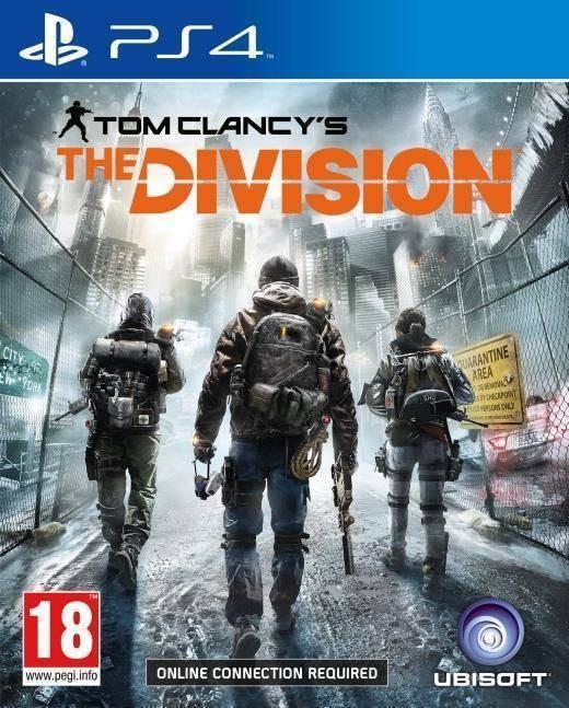 Joc consola Ubisoft The Division PS4 foto mare
