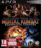 Joc consola Warner Bros Mortal Kombat Komplete Edition PS3, Actiune, 16+