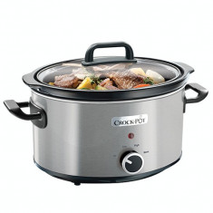 Multicooker Crock-Pot Slow cooker 3.5L 210W Inox