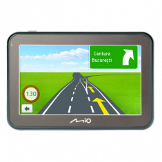 GPS auto Mio Spirit 7500 - fara harta Mio Technology, 5 inch