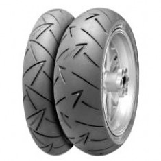 Motorcycle Tyres Continental ContiRoadAttack 2 GT ( 180/55 ZR17 TL (73W) Roata spate, M/C DOT2015 ) - Anvelope moto