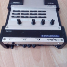 Procesor voce si instrument Vocoder DigiTech Vocalist Live 2 - Procesor de voce