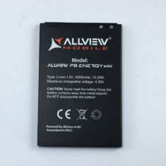 Acumulator Allview P8 Energy mini original swap, Li-ion