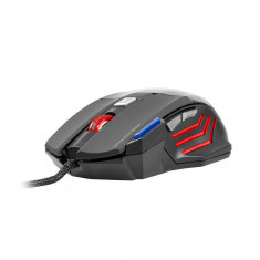 Mouse gaming Tracer Battle Heroes TomaHawk Black, USB, Optica