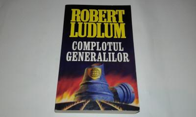 ROBERT LUDLUM - COMPLOTUL GENERALILOR foto