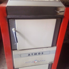 Centrala cu gazeificare Atmos - Centrala termica