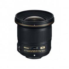 Obiectiv Nikon AF-S Nikkor 20mm f/1.8G ED - Obiectiv DSLR