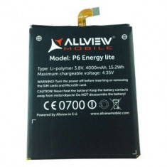 Acumulator Allview P6 Energy Lite original swap, Li-ion