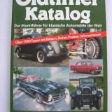 CATALOG de masini vechi, clasice. Oldtimer Katalog