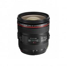 Obiectiv Canon EF 24-70mm f/4L IS USM - Obiectiv DSLR