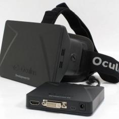 Oculus Rift DK1 - Set VR Casca virtuala - pentru PC - SIGILAT ! - id3 60003