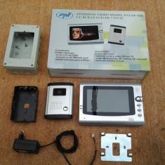 Video Interfon PNI DF-926, Monitor 7