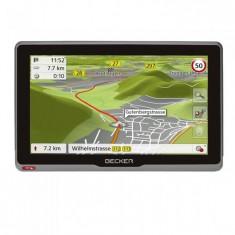 GPS auto Becker Transit 7sl EU (WiFi), 7 inch, Toata Europa