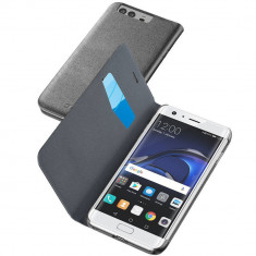 Husa Flip Cover Cellularline BOOKESSP10PLUSK Negru pentru HUAWEI P10 Plus - Husa Telefon
