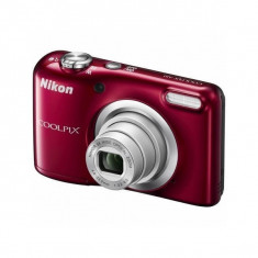 Aparat foto compact Nikon Coolpix A10 16.1 Mpx Red
