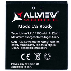Acumulator Allview A5 Ready swap original, Li-ion