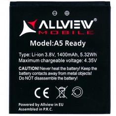 Acumulator Allview A5 Ready swap original, Li-ion