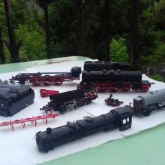 Machete Feroviare - Macheta Feroviara, 1:87, HO, Locomotive