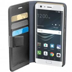 Husa Flip Cover Cellularline BOOKAGENDAP10KK Agenda Negru pentru HUAWEI P10 - Husa Telefon