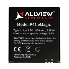Acumulator Allview P41 emagic original swap, Li-ion