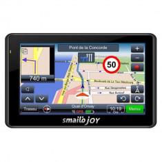 GPS auto Smailo Joy Romania, 4, 3