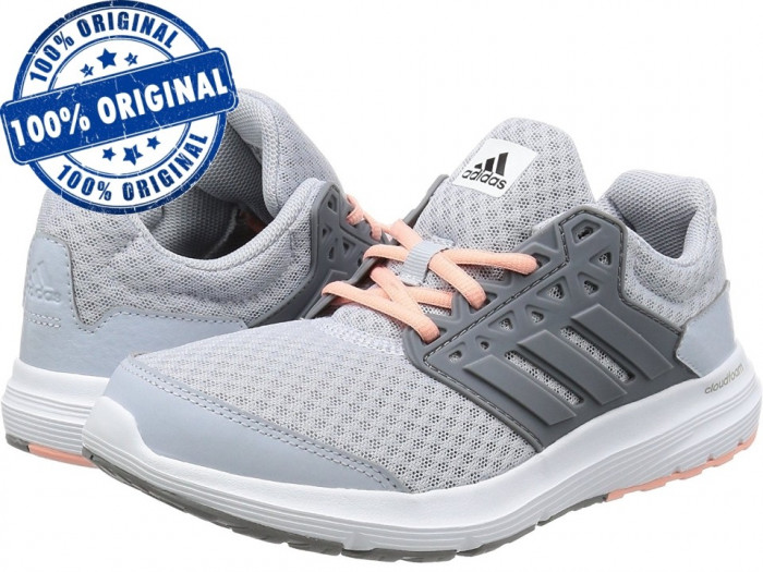 Pantofi sport Adidas Galaxy 3 pentru femei - adidasi originali - alergare foto mare