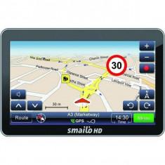 GPS auto Smailo HD 5.0 Romania, 5 inch
