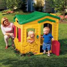 Casuta de joaca cu sonerie - Little Tikes - Casuta copii