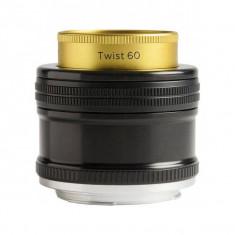 Obiectiv LensBaby Twist 60 pentru Nikon - Obiectiv DSLR