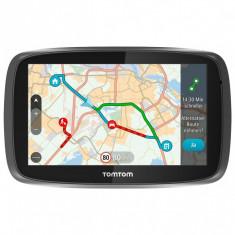 GPS auto TomTom GO 5100 World, 5 inch, Toata Europa