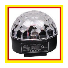 Glob Disco Proiector Lumini DMX - Lumini club
