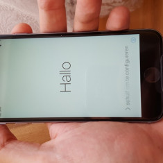 Iphone 6s 16gb space gray neverlocked NOU GARANTIE 09/2017 - Telefon iPhone Apple, Gri, Neblocat